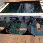 Filtertechnik für Koi